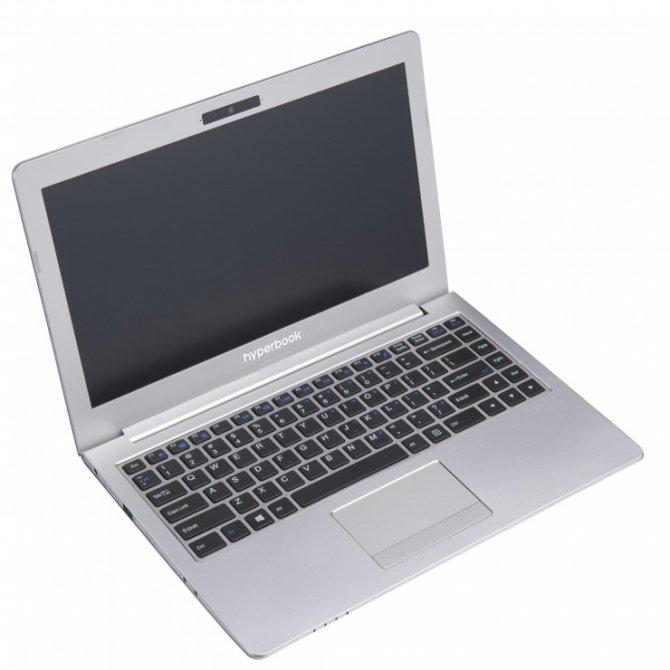 Hyperbook N13 - biznesowy notebook z Thunderbolt 3 i eGPU [3]