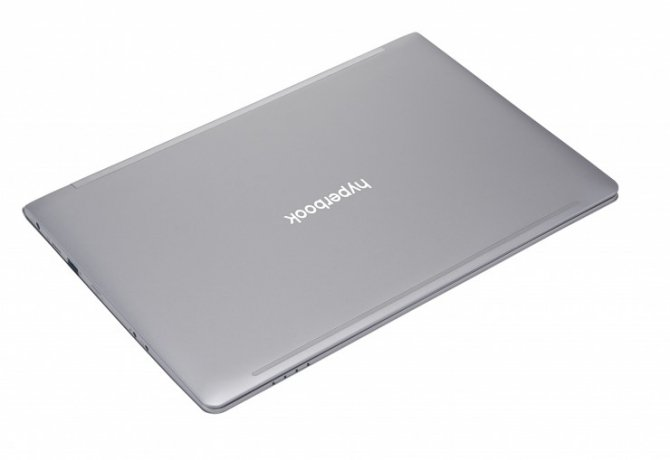 Hyperbook N13 - biznesowy notebook z Thunderbolt 3 i eGPU [4]