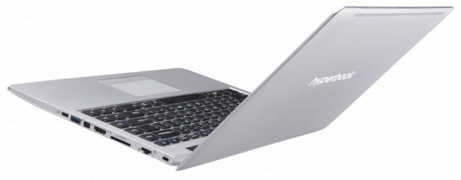 Hyperbook N13 - biznesowy notebook z Thunderbolt 3 i eGPU [5]