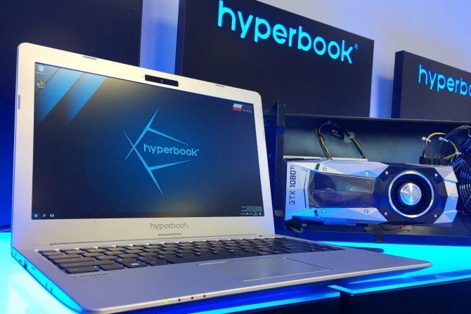 Hyperbook N13 - biznesowy notebook z Thunderbolt 3 i eGPU [6]