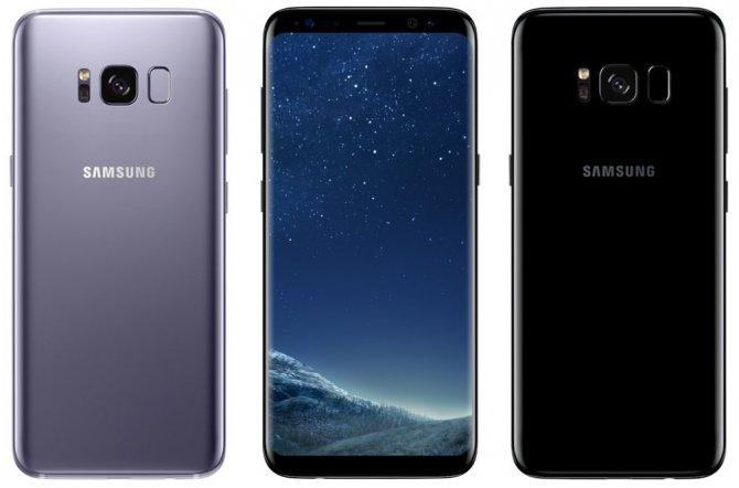 Nie ma się co obawiać o dostępność Samsunga Galaxy S8 i S8+ [4]