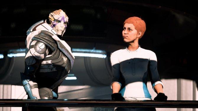 Nowy patch do Mass Effect Andromeda ma poprawić animacje [1]