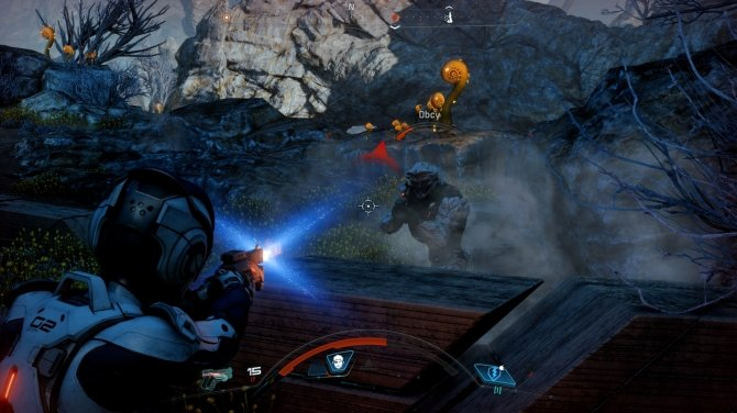 Nowy patch do Mass Effect Andromeda ma poprawić animacje [3]