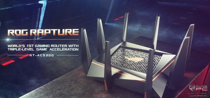 ASUS ROG Rapture GT-AC5300 - router dedykowany graczom i VR [11]