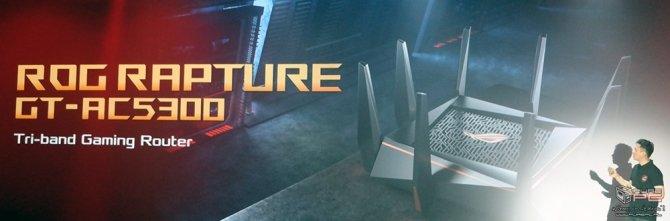 ASUS ROG Rapture GT-AC5300 - router dedykowany graczom i VR [9]