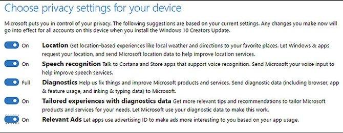 Ujawniono informacje jakie dane zbiera o nas Windows 10 [2]