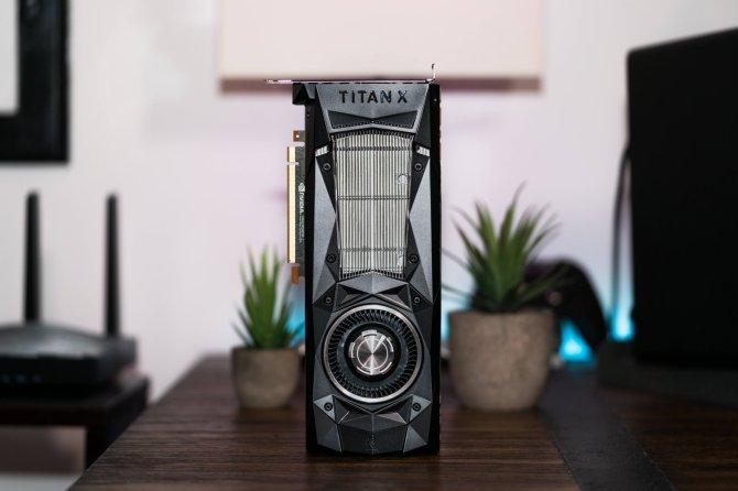 Pierwsze wyniki wydajności NVIDIA Titan Xp (2017) [1]