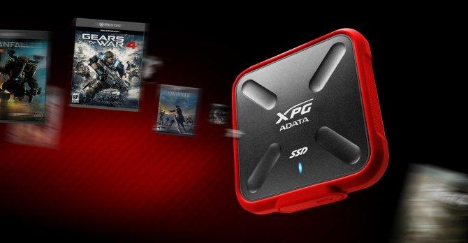 ADATA XPG SX7000 i SD700X - nowe dyski z pamięciami 3D TLC [2]
