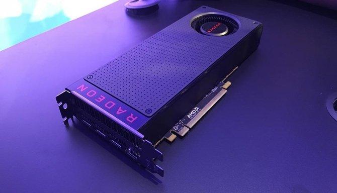 AMD kupuje firmę zajmującą się techonologią VR [1]