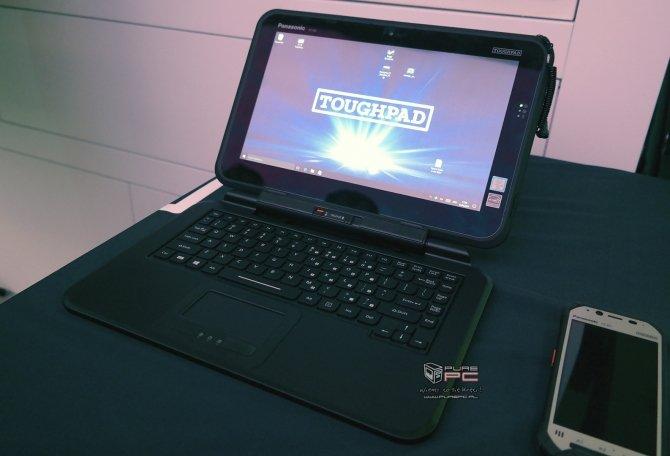 Polska premiera hybryd Toughbook CF-33 oraz Toughpad FZ-Q2 [7]