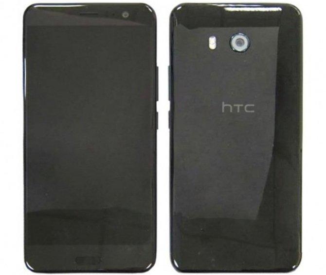 Flagowy HTC U pozuje do zdjęć i chwali się wodoodpornością [1]