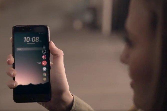 Flagowy HTC U pozuje do zdjęć i chwali się wodoodpornością [2]