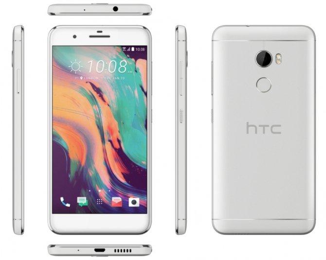 HTC One X10 - premiera nowego smartfona z baterią 4000 mAh [3]