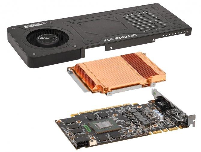 Jednoslotowy GeForce GTX 1070 od KFA2 debiutuje w Europie [3]