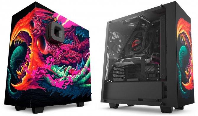 NZXT S340 Elite Hyper Beast - obudowa dla fanów gry CS:GO [2]