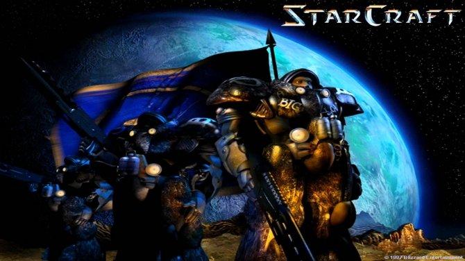 StarCraft z dodatkiem Brood War do pobrania za darmo [1]