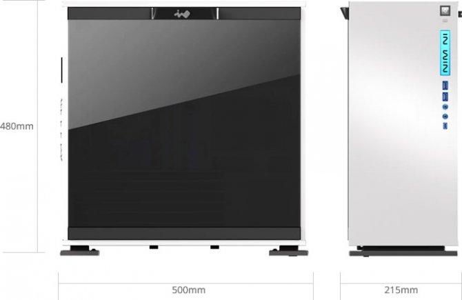 In Win 303C - odświeżona wersja cenionej obudowy z RGB LED [2]