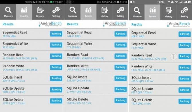 Huawei P10 i P10 Plus mają instalowane różne rodzaje pamięci [1]