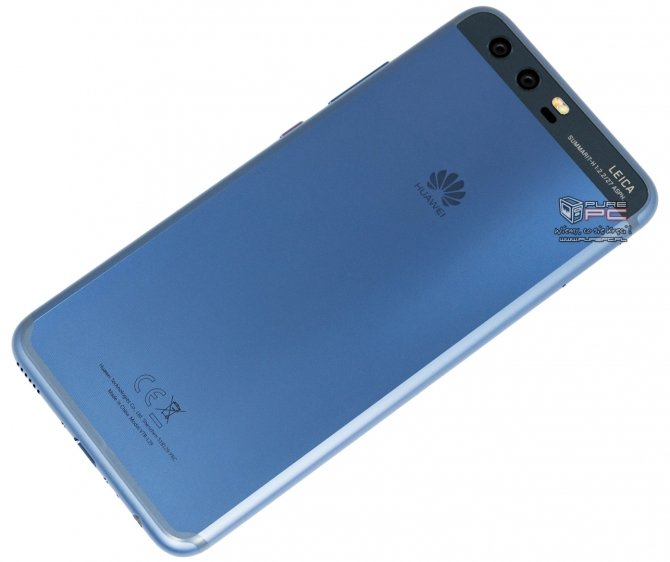 Huawei P10 i P10 Plus mają instalowane różne rodzaje pamięci [3]