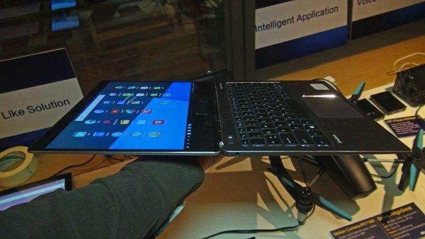 Pierwsze zdjęcia HP AndroidBook z systemem Remix OS [2]