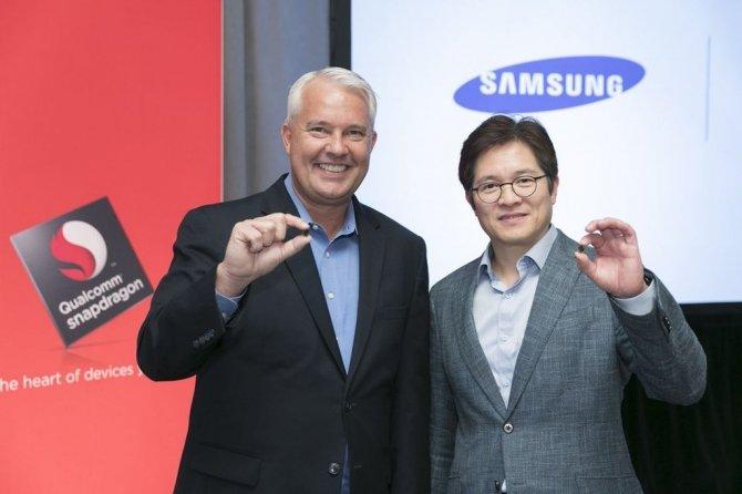 Qualcomm i Samsung pracują już nad układem Snapdragon 845 [1]