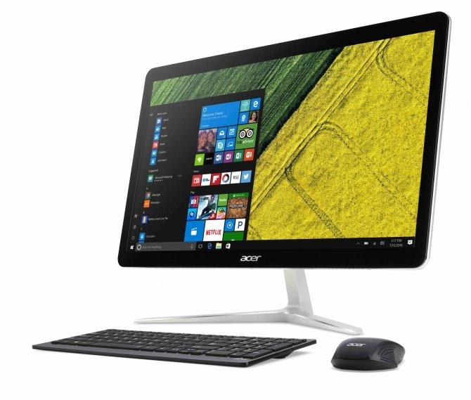 Acer Aspire U27 i Z24 - nowe komputery typu All-in-One [1]
