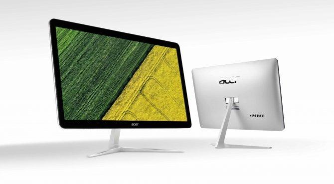Acer Aspire U27 i Z24 - nowe komputery typu All-in-One [2]