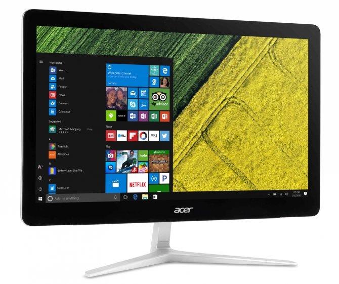 Acer Aspire U27 i Z24 - nowe komputery typu All-in-One [4]