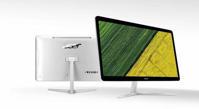 Acer Aspire U27 i Z24 - nowe komputery typu All-in-One [5]