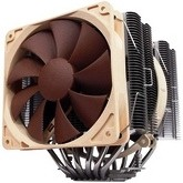 Coolery Noctua będą kompatybilne z podstawką Intel LGA 2066