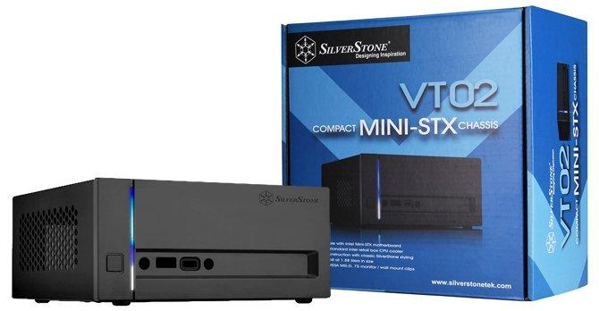 SilverStone VT02 - tania obudowa w standardzie Mini-STX [1]