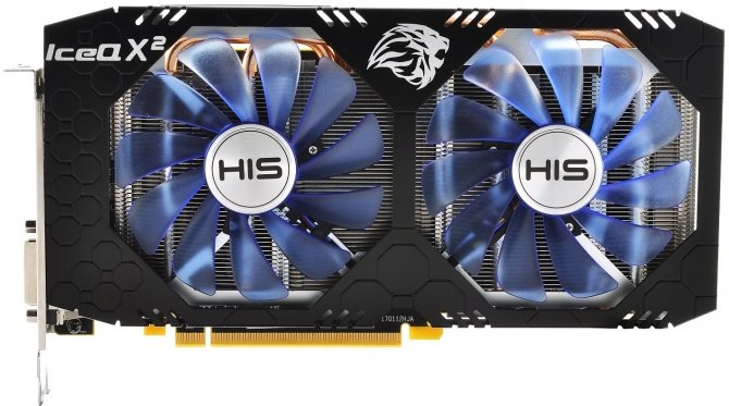 HIS Radeon RX 580 IceQ X² - nowe autorskie Polarisy [3]