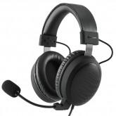 Sharkoon B1 - niedrogi zestaw słuchawkowy dla graczy