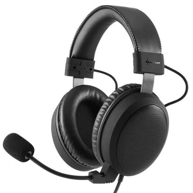 Sharkoon B1 - niedrogi zestaw słuchawkowy dla graczy [1]