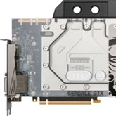 MSI GTX 1080 Ti SeaHawk EK X - karta pod chłodzenia wodne