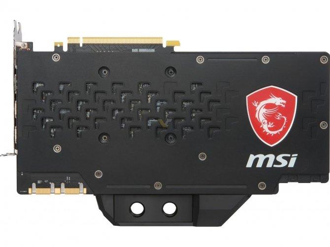 MSI GTX 1080 Ti SeaHawk EK X - karta pod chłodzenia wodne [3]
