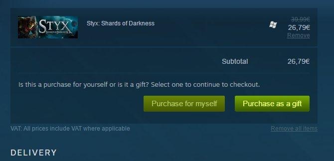 Spore zmiany w systemie prezentów na platformie Steamie  [2]