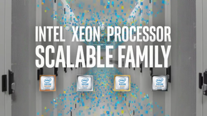 Intel Xeon Scalable - nowe procesory dla centrum danych [3]