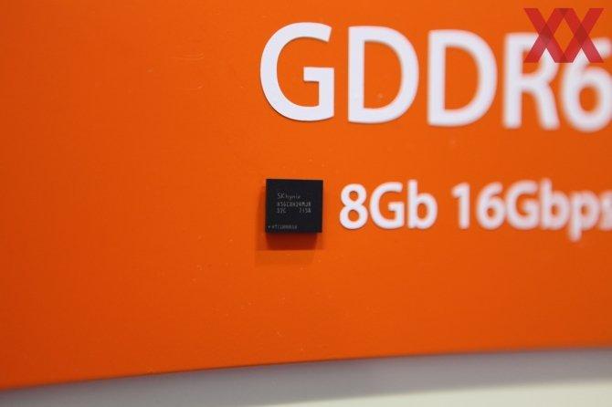 SK Hynix prezentuje pamięci GDDR6 - znamy specyfikację [2]