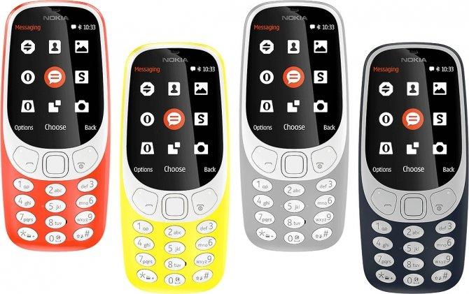 Nokia 3310 - nowa wersja legendy trafia do polskich sklepów  [3]