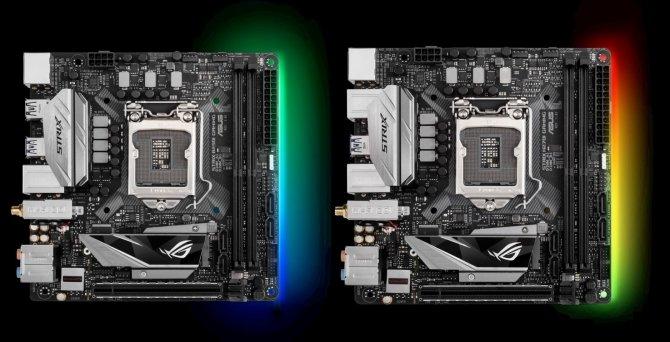 Nowe płyty główne ASUS ROG Strix B250I oraz ROG Strix H270I  [1]