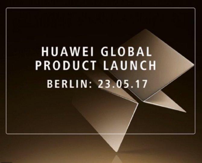 Laptopy Huawei MateBook zostaną pokazane w przyszłym tygodni [2]