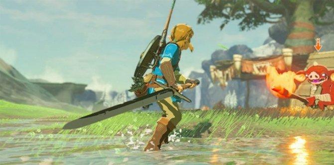 Nintendo planuje Legend of Zelda na smartfony? [1]