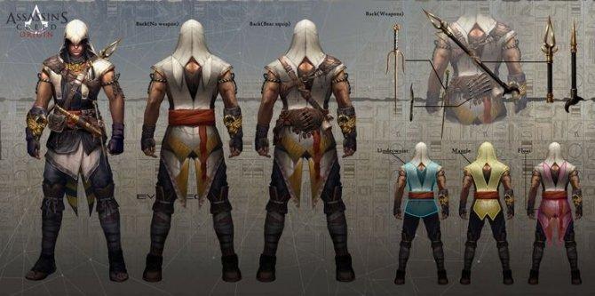 Nowe, niepotwierdzone informacje o Assassin's Creed: Origins [4]