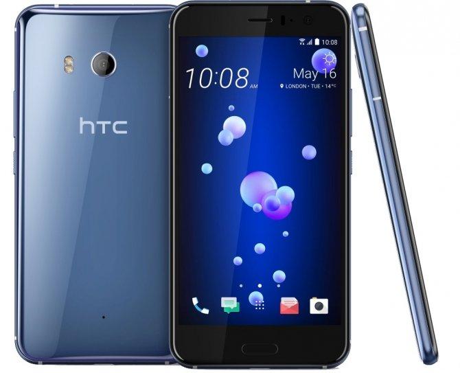 Światowa premiera HTC U11 - flagowego smartfona do ściskania [2]
