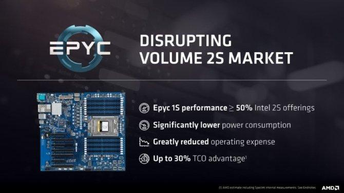 AMD EPYC - Nowe procesory do serwerów nawet z 32 rdzeniami [5]
