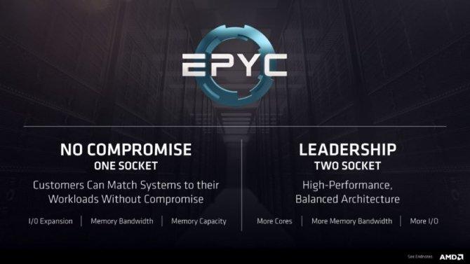AMD EPYC - Nowe procesory do serwerów nawet z 32 rdzeniami [6]