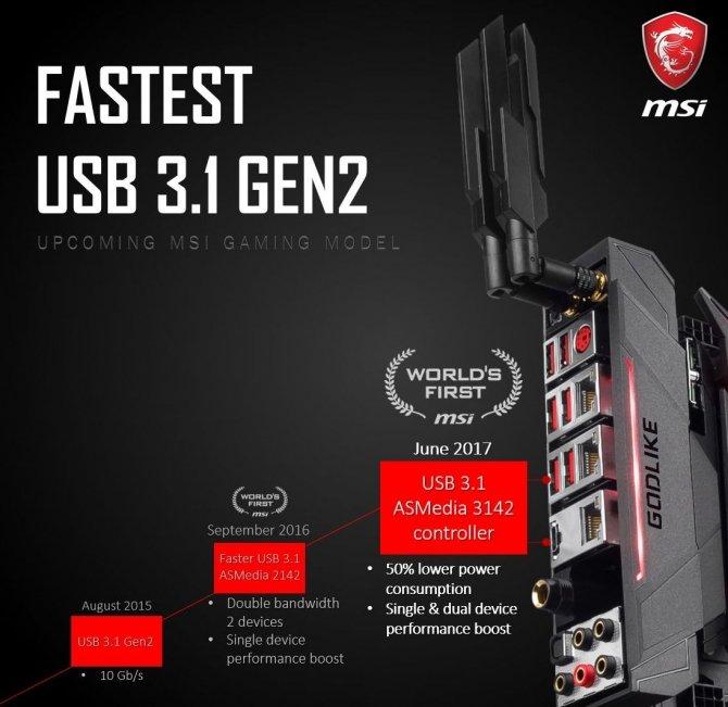MSI zapowiada płytę główną X299 GODLIKE Gaming [2]