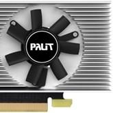 Palit GeForce GT 1030 - Kolejna propozycja niskoprofilowa