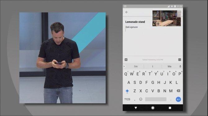 Android O został zaprezentowany na Google I/O 2017 [1]